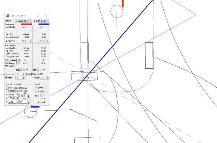 Exelent Accident Reconstruction Software Photo - Schematic Diagram ...