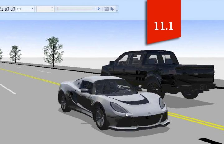 PC-Crash - Collision & Trajectory Accident Reconstruction Software